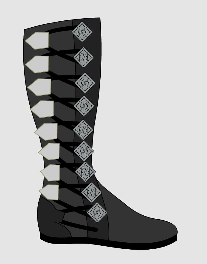 Boot plain
